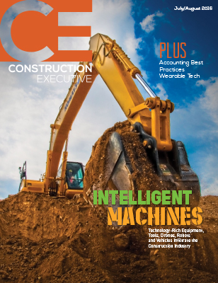 Construction Executive's July/Aug Issue
