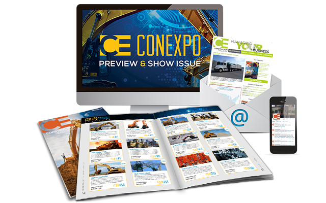 CONEXPO Promotion Package