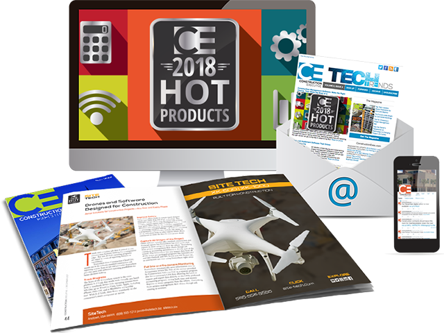 CE 2018 Hot Products