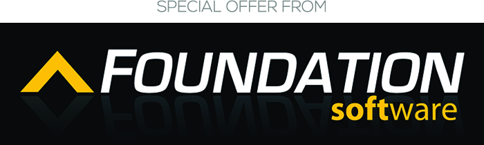 Special Offer From Foundation Software