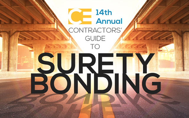 14th Annual Contractors' Guide to Surety Bonnding